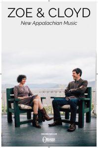 Zoe & Cloyd Poster 11x17